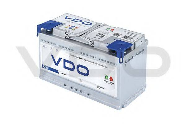 VDO A2C59520003E Стартерная аккумуляторная батарея; Стартерная аккумуляторная батарея