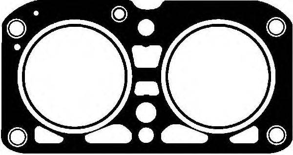GLASER H0677900 Прокладка, головка цилиндра