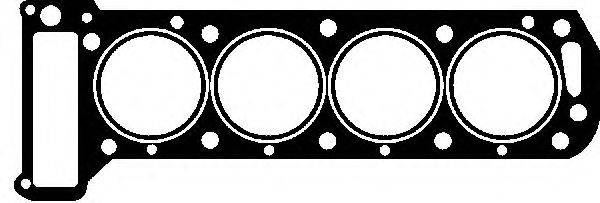 GLASER H0396500 Прокладка, головка цилиндра