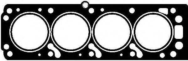 GLASER H0821000 Прокладка, головка цилиндра