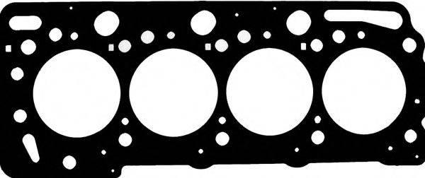 GLASER H0869800 Прокладка, головка цилиндра