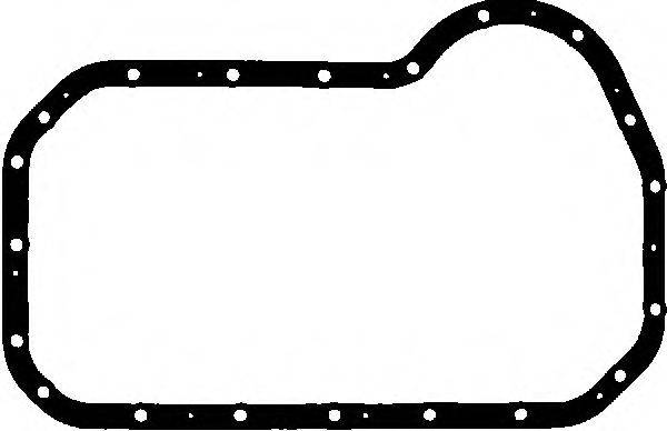 GLASER X5462401 Прокладка, маслянный поддон