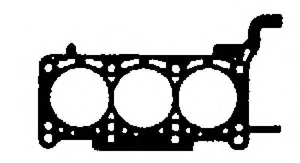 GLASER H0184100 Прокладка, головка цилиндра