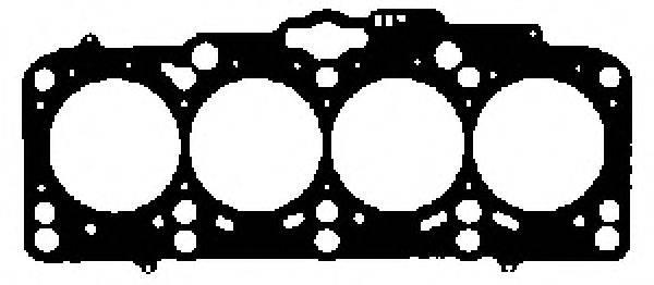 GLASER H0812400 Прокладка, головка цилиндра
