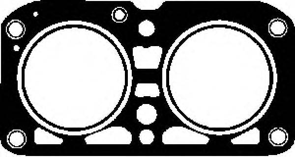 GLASER H5027000 Прокладка, головка цилиндра