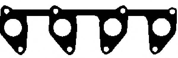 GLASER X0820501 Прокладка, выпускной коллектор