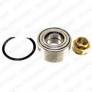 DELPHI BK1060 Комплект подшипника ступицы колеса