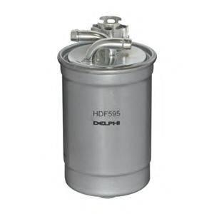 DELPHI HDF595 Топливный фильтр