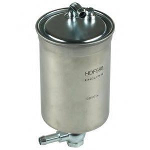 DELPHI HDF598 Топливный фильтр
