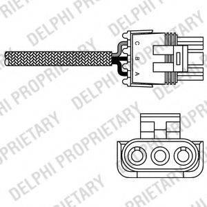 DELPHI ES1099612B1 Лямбда-зонд