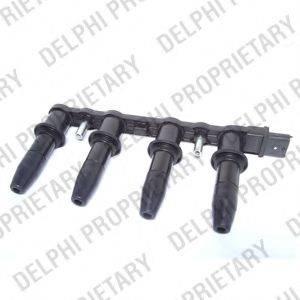 DELPHI CE2000912B1 Катушка зажигания