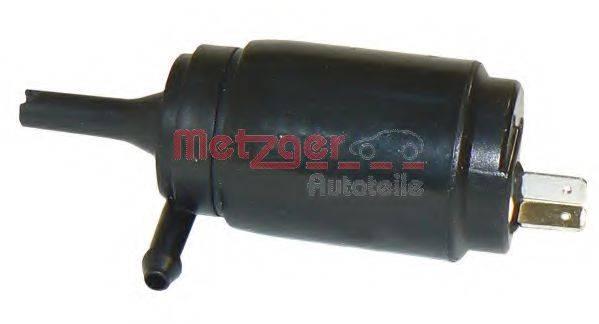 METZGER 2220012 Водяной насос, система очистки окон