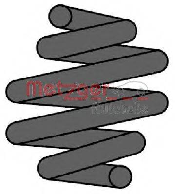 METZGER 2240343 Пружина ходовой части