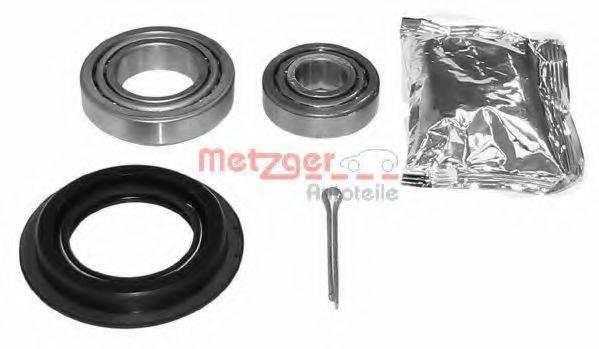 METZGER WM596 Комплект подшипника ступицы колеса