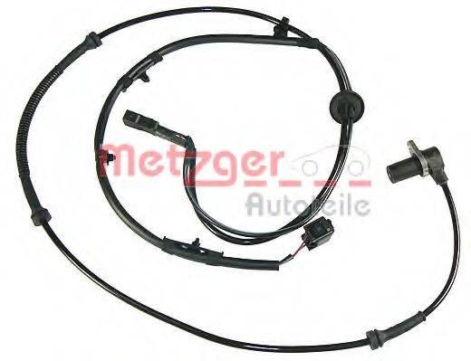METZGER 0900542 Датчик, частота вращения колеса