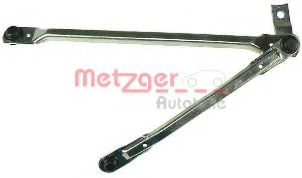 METZGER 2190112 Привод, тяги и рычаги привода стеклоочистителя