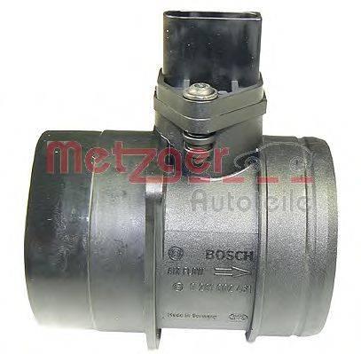METZGER 0891072 Расходомер воздуха