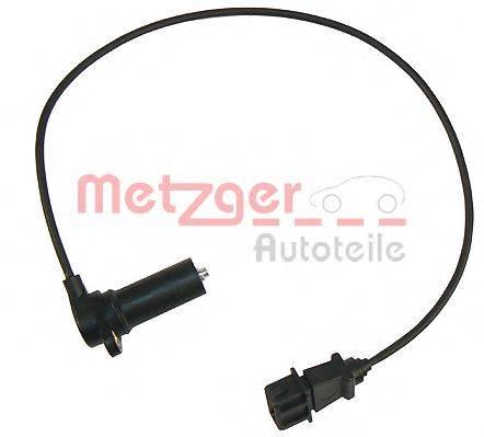 METZGER 0902047 Датчик импульсов; Датчик частоты вращения, управление двигателем