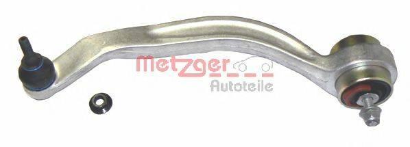 METZGER 58009611 Рычаг независимой подвески колеса, подвеска колеса