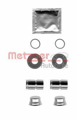 METZGER 1131307 комплект принадлежностей, тормозной суппорт