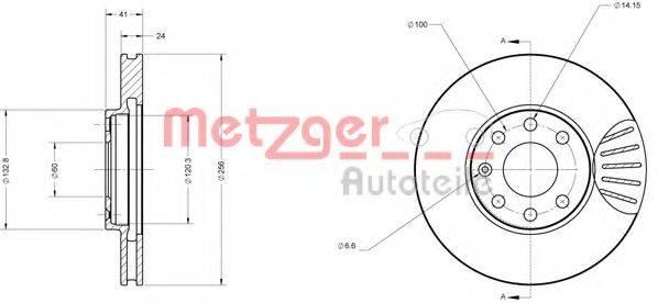 METZGER 6110031