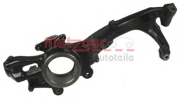 METZGER 58086501 Поворотный кулак, подвеска колеса