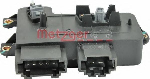 METZGER 0916270 Регулировочный элемент, регулировка сидения