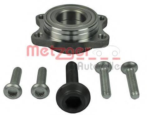 METZGER WM2102 Комплект подшипника ступицы колеса