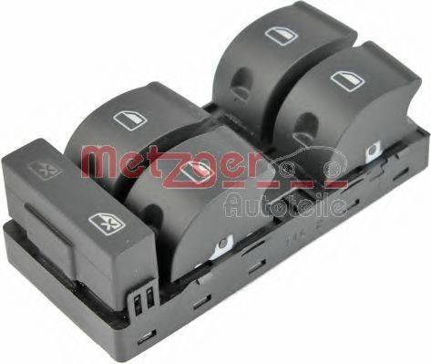 METZGER 0916304 Выключатель, стеклолодъемник