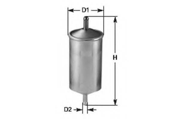 MAGNETI MARELLI 152071760676 Топливный фильтр