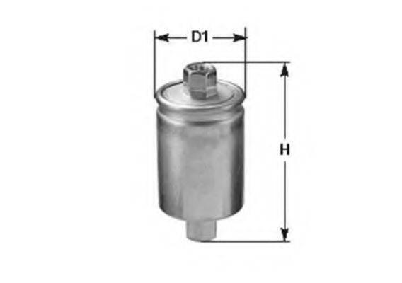 MAGNETI MARELLI 153071760198 Топливный фильтр