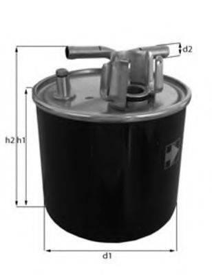 MAGNETI MARELLI 154703516800 Топливный фильтр