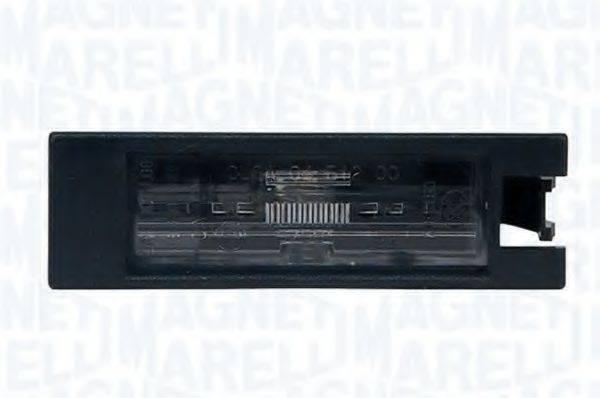 MAGNETI MARELLI 715105100000 Фонарь освещения номерного знака